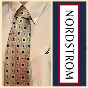 Hand Made In Italy Silk Nordstrom Tie